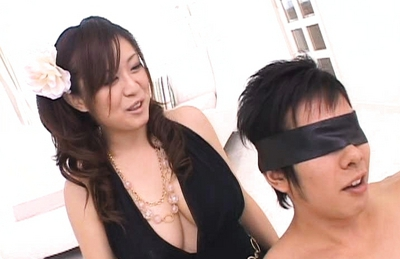 Sexy Nana is Dared to Play Sex Games