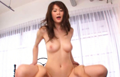 Erika Kirihara is a lovely big boobed Japanese chick