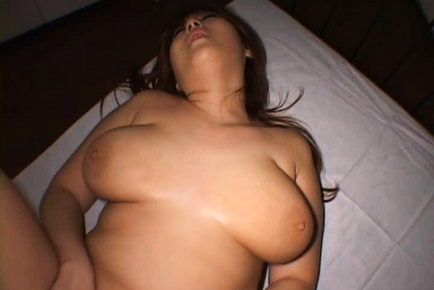 Yu is a sexy Japanese big boobed model