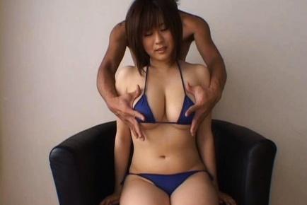 Nana Aoyama Hot busty Asian babe