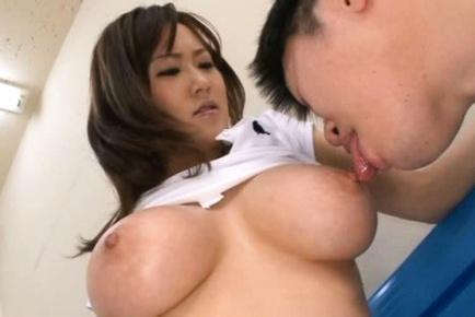 Wild Hardcore Asian Teacher Tits