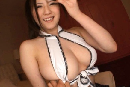 Momoka Nishina hot cheerleader fucking!