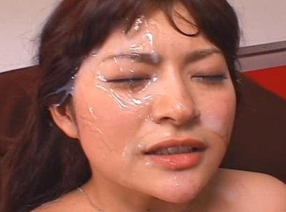 Megu Fujiura Lovely Asian girl has nice big tits she shows off when she sucks cock