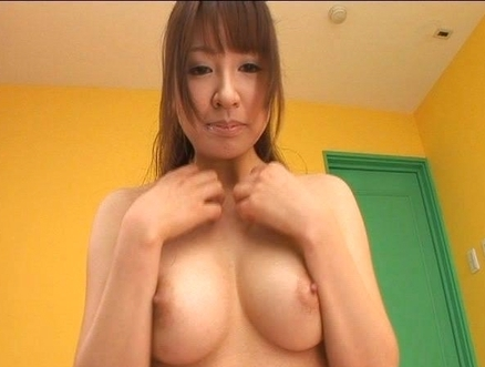 Buruma Aoi Hot Asian doll is amazing when she gives titty fucks