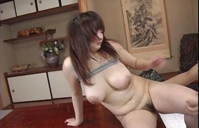 Sakura Kawamine Juicy Asian babe fucked on a table