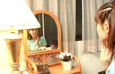 Shizuku Natsukawa Nice Japanese doll fucks like a pro