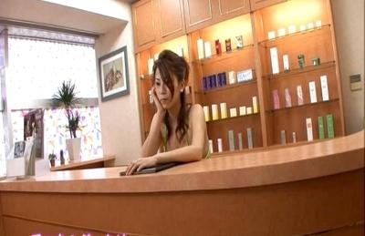 Yuki Aida is a hot Asian milf who enjoys sucking cock in public